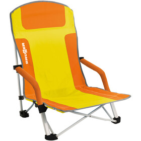 Brunner Bula Campingstol, orange/yellow